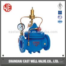 Ax742x presión segura descarga / retención de la válvula de Shanghai válvulas fabricante