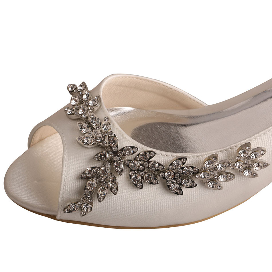 Wedding Shoes Small Heel