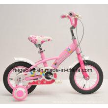 """Alta qualidade bonita 12 """"/ 16"""" / 20 """"crianças bicicleta bicicleta menina bmx (pf-kbd-17055)"""