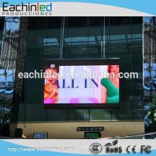 Panneau mené extérieur polychrome de l'écran mené p5 320 160 smd 2727 de HD