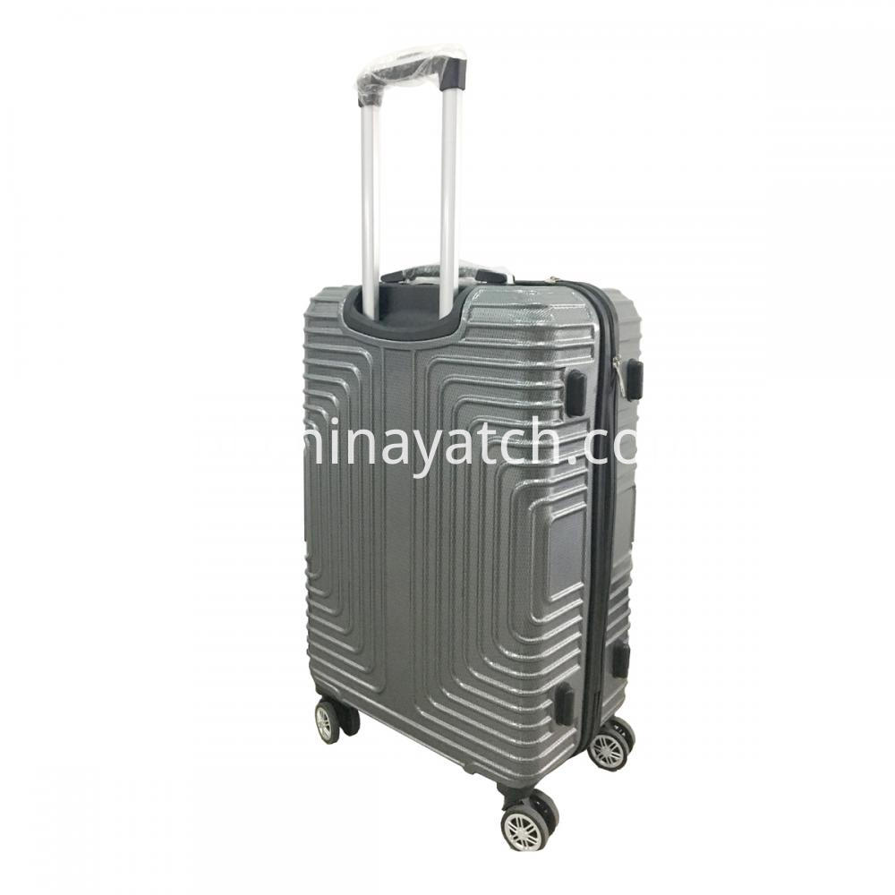 100% Pure PC Trolley Luggage Set