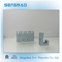 Permanent Sintered AlNiCo Magnet for Industrial Use