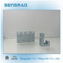 Постоянный спеченный магнит AlNiCo для промышленного использования