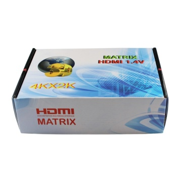 4K HDMI Matrix 4 HDMI input and 2 HDMI output
