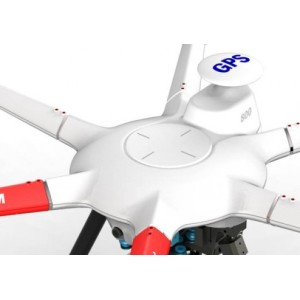 Aksesoris Drone Quadcopter Kosong Kit GPS Shell