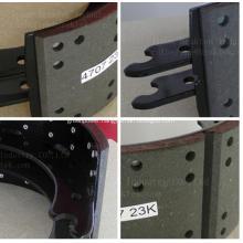 Brake Shoe 4707 With Brake Lining