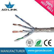 Cable de corrección de red de alta velocidad 305m / roll 22awg cat7