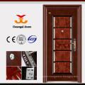 ISO9001 safety grade design size Steel Door
