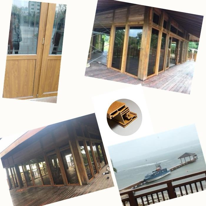 pvc profiles projects