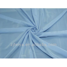 Tissu de mode de Koshibo, tissu en soie de pierre 100% polyester FYK01-L