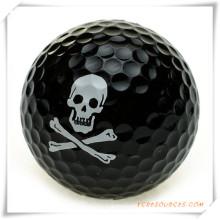 Bolas de golfe de borracha pura com logotipo (OSO4002)