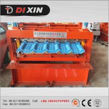 Machine à former le rouleau de tuiles en acier glacé Dx 840