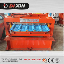 Dx 840 Glazed Steel Tile Roll Forming Machine