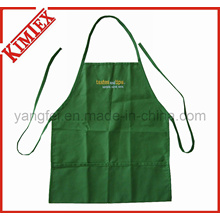Customized Waist Cotton Cooking Kitchen Apron