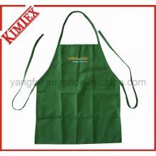 Algodão da cintura personalizado que cozinha o avental da cozinha