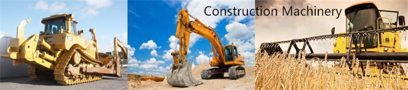 Construction equipments machinery