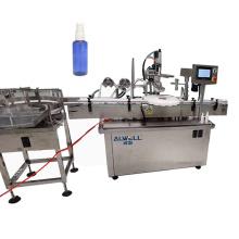 Automatic vaccine alcohol aerosol spray filling capping machine price