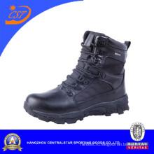 Черные армейские ботинки боевой загрузки (АБ-01)