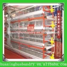 automatic multilevel chicken farm equipment