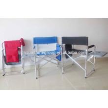 Cadeira de diretor dobrável portátil Deluxe