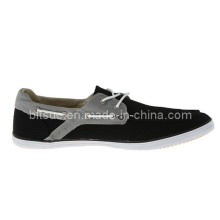 Mix Colour Fashionable Leather Boat Shoes