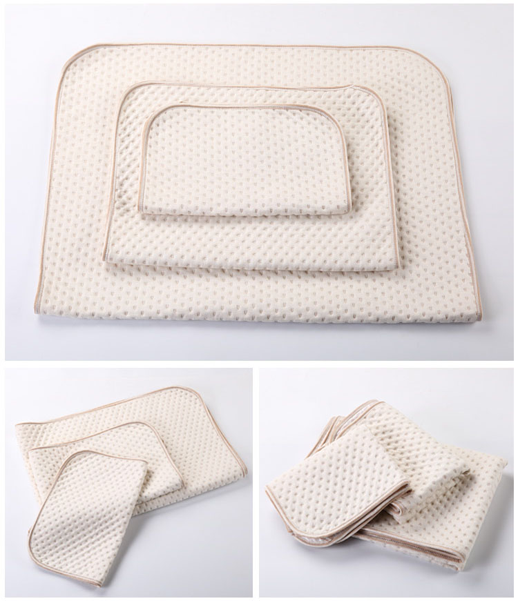 natural baby diaper change pad