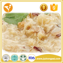 Oem Pet Snacks Chicken Flavor Healthy Food Cat Food Can