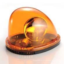 Sinal de advertência de lâmpada de halogéneo LED (âmbar HL-103)