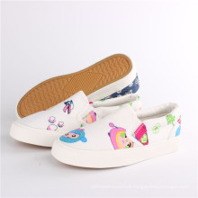 Children′s Shoes Kids Comfort Canvas Shoes Snc-24256