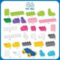 Aprendizagem engraçada Building Blocks Toy Set