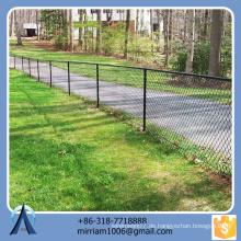 Recycled Chain Link Zaun Rolls zum Verkauf
