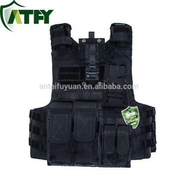 Le transporteur de plaque rapide d'attaque rapide d'armure de corps de libération rapide plein à vendre