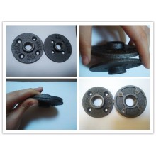 DN 15 black Malleable Iron floor flange
