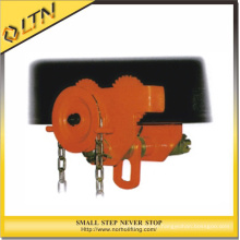 High Quality Geared Trolley Hoist 1t to 10t (GT-WB)