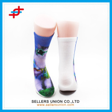 customized sublimation printing socks