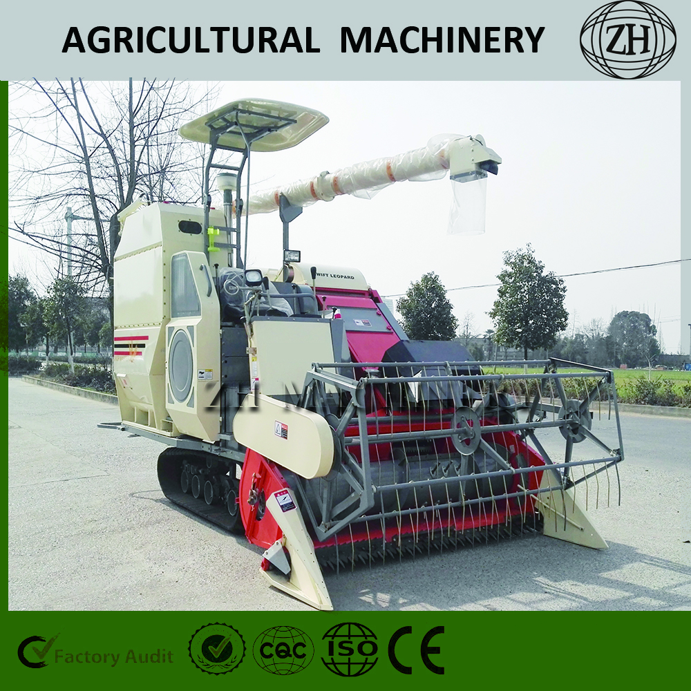 Cheaper Used Rice Combine Harvestor Machine