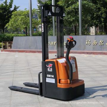 Empilhador de paletes de Empilhadeira elétrico cheio de oferta de preço de fábrica (CDD14)