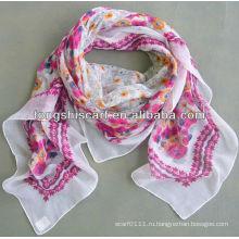 Полиэстер обычная шарф