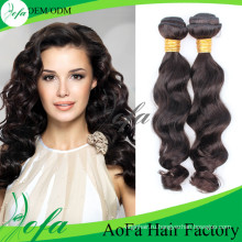8А класс 100% Виргинские человеческих волос Индийский объемная волна человеческих волос расширения
