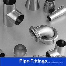 Wp304 Сварные фитинги из нержавеющей стали для стыковой сварки