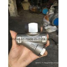 Purgeur de vapeur thermodynamique en acier inoxydable Td42