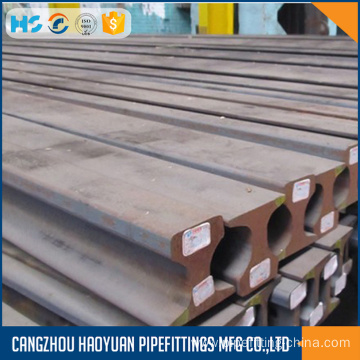 Factory best selling for Supply Quality Crane Steel Rail, Crane Rail, Standard Crane Steel Rail From China Manufacturer Steel Rails For Train Tracks supply to Zimbabwe Suppliers