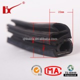 rubber profile/weather resistant rubber seal strip