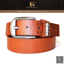 Hecho en China Brown Pu Cinturón Señora Belt