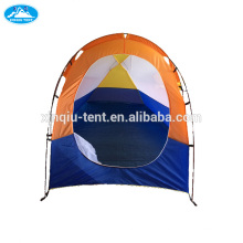 Special shape 2 person Aluminium pole camping tent