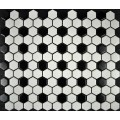 Farbe Mixed Hexagon Button Dekoration Mosaik