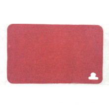 Polyester Napping Surface Door Mats