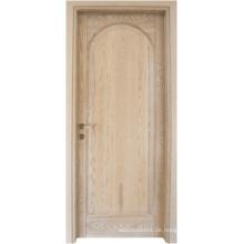 Runde Design der Holztür (ED014)
