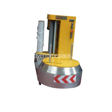 Airport Film Luggage Wrapping Machine