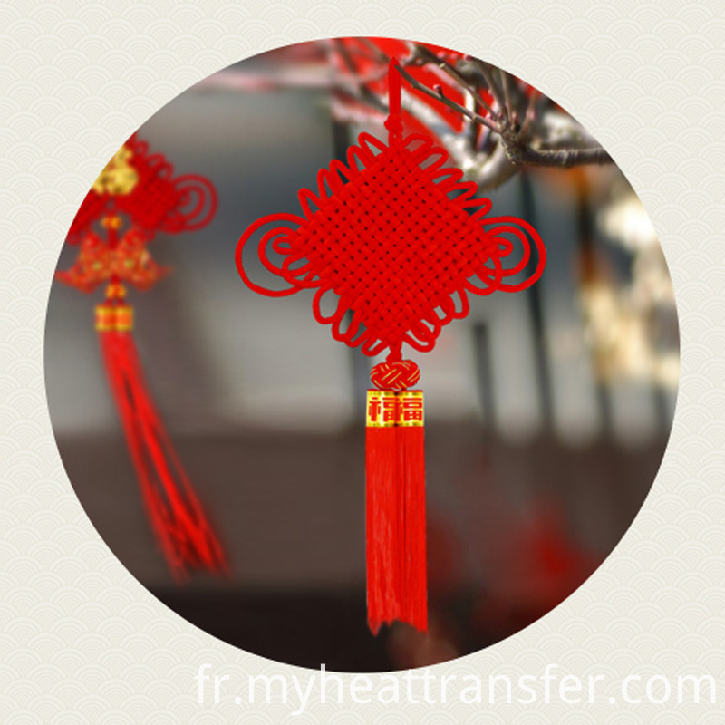 chinese new year knot